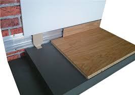 Skirting Laminate Flooring Flush Mount Skirting Board Admonter