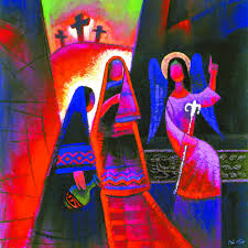 the morning of the resurrection is depicted in u201che is risen u201d a