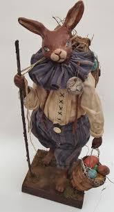 Kims Rabbit Hutch Handmade Primitive Easter Bunny Rabbit By Kim Sweet Kim U0027s Klaus