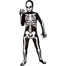 Walmart Childrens Halloween Costumes Skeleton Skin Suit Boys Halloween Costume Walmart