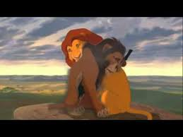 Scar And Mufasa Have A Talk Before Mufasa Became King It Takes Mufasa King
