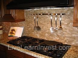 brick tile backsplash kitchen granite countertops and kitchen tile backsplashes 3 live learn