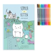 personalised writing paper sets personalised stationery for back to school stuck on you personalised colouring book with personalised pencils or markers