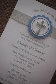 communion invitations for boys boys communion invitation best 25 communion invitations