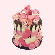 girl baby shower cakes pink baby shower cake anges de sucre anges de sucre