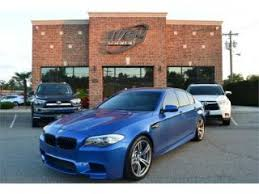 bmw of fayetteville used bmw m5 for sale in fayetteville nc edmunds