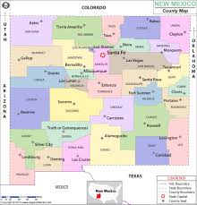 Map Of New Mexico Counties by Region Mundy Appraisal