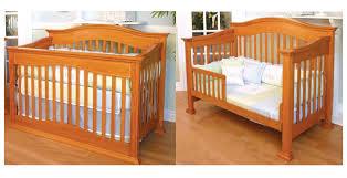 Oak Convertible Crib Cribs And Furniture