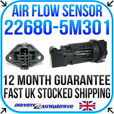 nissan almera loss of power new maf for nissan x trail 2 2 dci mass air flow meter 22680 5m301