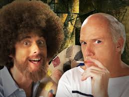 Ryan Brown And Jeff Lewis by Bob Ross Vs Pablo Picasso Epic Rap Battles Of History Season 3
