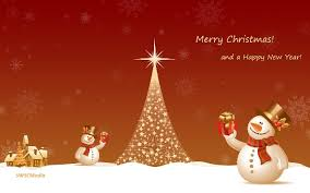 wishing you all the best of the festive season and a happy
