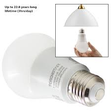 Daylight Led Light Bulbs by Dimmable A19 Led Bulb Torchstar