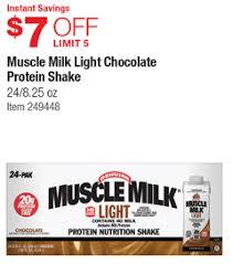 muscle milk light bars muscle milk light printable coupons furreal unicorn coupon
