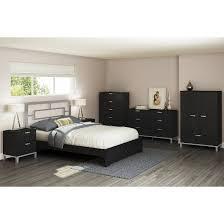 flexible 2 drawer nightstand black south shore target