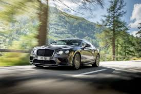 bentley bentley just revealed the world u0027s fastest four seater