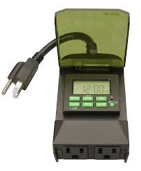 Tork 806d 7 Day 6 by Exterior Light Timers