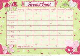 5 best images of butterfly reward chart printable reward chart
