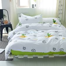 Cynthia Rowley Duvet Cover Online Get Cheap Solid White Duvet Cover Queen Aliexpress Com