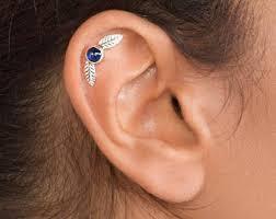 helix earring etsy