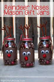 reindeer noses gift jar bigdiyideas com reindeer noses gift
