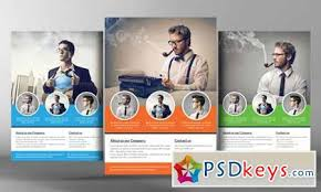 brochure templates for business free download flyer templates psd free terri torigram sites