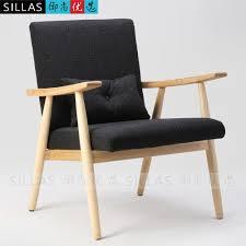 Scandanavian Chair Danish Armchair Chair Ash Casual Living Room Sofa Stylish