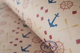 anchor wrapping paper kraft craft gift wrap paper anchor design wrapping paper buy kraft