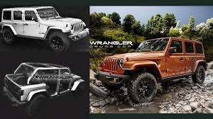 2018 jeep wrangler renders may 2018 jeep wrangler jl rubicon unlimited