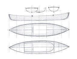 stickleback canoe building plans