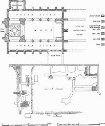 Floor Plan Of A Church by Fotheringhay British History Online