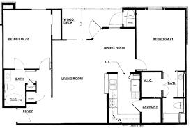 apartments floor plan simple house basic floor plan free house