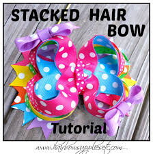 boutique hair bows best 25 boutique hair bows ideas on ribbon bows diy