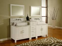 Torrington Double Vessel Sink Vanity White Bathgemscom - Bathroom vanities double vessel sink