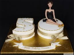birthday cake designs for 50 year old woman birthday cakes for