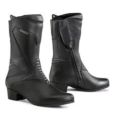 womens motorcycle riding boots forma ruby boots women s full height waterproof motorcycle boots