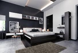 Modern Bedrooms - black modern bedroom furniture and