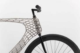 are you ready to ride a 3 d u2013printed bicycle over a 3 d printed