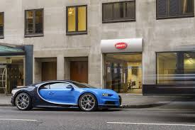first bugatti bugatti london welcomes the first chiron customer super sports car
