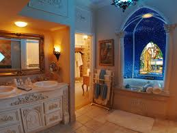 delighful blue and brown bathroom ideas colors in