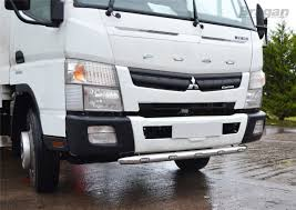 to fit 2002 on mitsubishi fuso canter front spoiler nudge bumper