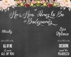 wedding backdrop chalkboard wedding backdrop for photo booth or ceremony decor chalkboard