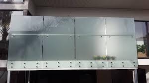 steel glass balustrade balcony steel glass railing design view glass
