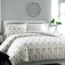 Duvet Covers Grey And White Duvet Covers Grey And White Linen Duvet Cover With Grey Velvet