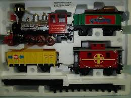 echo classic rail g scale set with light smoke what s it worth