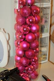 you will never overlook those cheap plastic ornaments again pink