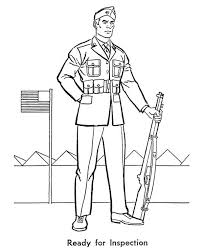 army soldier coloring pages boy scouts salute coloring pages paratrooper soldier on duty