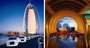 burj al arab inside inside dubai s exclusive 24 000 a night 7 star hotel
