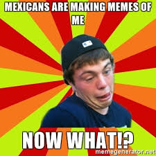 Mexicans Memes - mexicans are making memes of me now what jake the rake meme