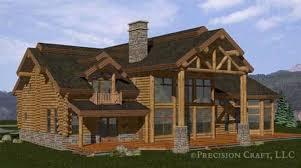 big sky log cabin floor plan big sky luxury log home plan