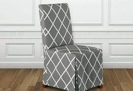 gray chair slipcover slipcovers dining chair slipcover dining chairs ikea